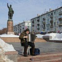 Баянист :: Валентин Котляров