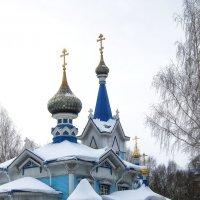 Успенская церковь г. Ижевска :: Владимир Максимов