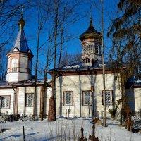Петрозаводск. Старое кладбище. :: Юрий Скрипченков