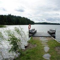 Страна озер - Финляндия :: Елена Павлова (Смолова)