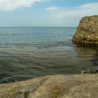 Шепот моря едва уловим... :: Олег Козлов