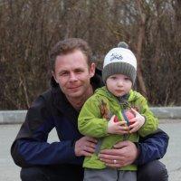 Отец и сын :: Екатерина Бордунова