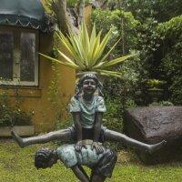 Тайланд (ботанический сад) :: Юрий Залипаев