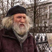 Русский художник Геннадий Смирнов :: Валентин Яруллин