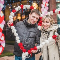 Валентинов день :: Юлия Беликова