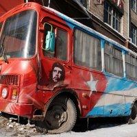 Guevara bus :: Владислав Чернов