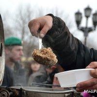 Ростов-на-Дону // Полевая кухня :: Олег Сычиков