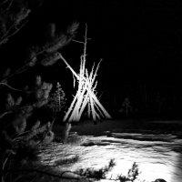 Под покровом темноты :: Иван Белоглазов