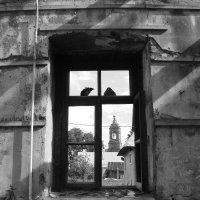 """Прошлое (из серии """"Окна"""") :: Елена Строганова"""