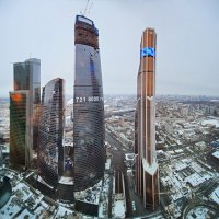 Moscow City :: Andrew Liovkin