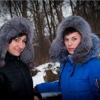 Юля и Мария :: Денис