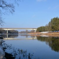 Мое место с видом на мост :: Kliwo
