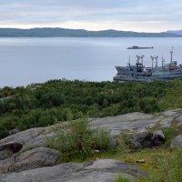 Вид на Кольский залив :: Юлия Кондратьева