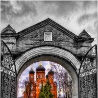 Крестовоздвиженский женский монастырь :: Олег Каплун