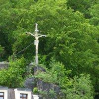 Памятный крест. :: Наиля