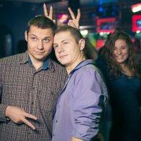 в клубе) :: Дмитрий Колоцей