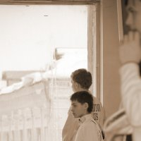у окна :: Арсений Корицкий