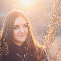 В лучах уходящего солнца :: Любовь Стаценко