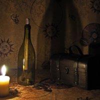 Натюрморт со свечой :: Александр Фирсов