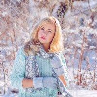 Зимний вздох...... :: Света Солнцева