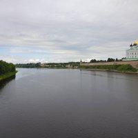 Просторы Пскова :: Наталья