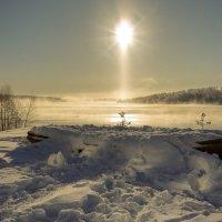 Зимний пейзаж :: Алла ************