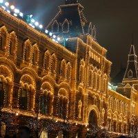 Красная площадь :: Ксения Халяпина