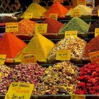 Рынок специй в Стамбуле :: Маргарита