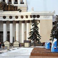 на елку-линейку становись :: Олег Лукьянов