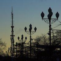 Графика Магадана :: Андрей Асеев