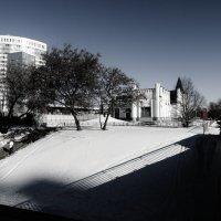 Путь на станцию :: Светлана Лысенко