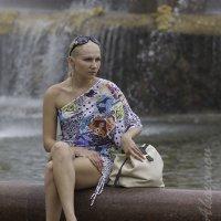 Теперь фотографируют ее... :: Александр Аксёнов