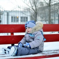 Зима пришла-замечтался!!! :: Елена Нор
