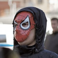 Spiderman :: сергей лебедев
