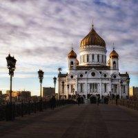 Москва-златоглавая :: Алексей Бордуков