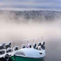 Пора на зимовку :: Игорь Чубаров