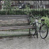 Дождь :: Андрей Мердишев