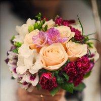 Сердца, как цветы! Их нельзя раскрывать силой. Они должны раскрыться сами :) :: Алексей Латыш