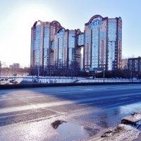 Московские новоделы :: Светлана Лысенко