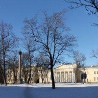 Солнечный февраль :: Вера Моисеева