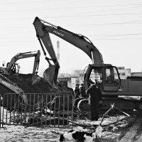 Авария на главном коллекторе :: Валентина Илларионова (Блохина)