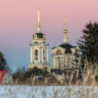 храм Знамение :: Андрей Куприянов