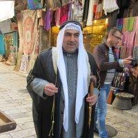 Житель Иерусалима :: Герович Лилия