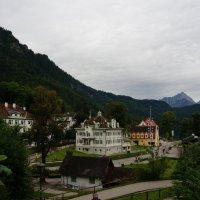 Август в Альпах... :: Алёна Савина