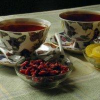 Приглашение к чаю. :: Елена
