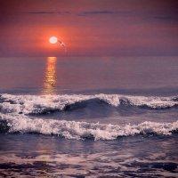 Вспоминая море... :: олег