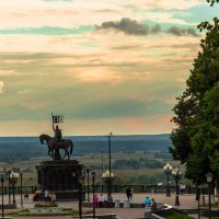 Памятник князю Владимиру :: Александр Кореньков