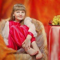 Маленькая восточная принцесса) :: Надежда Подчупова