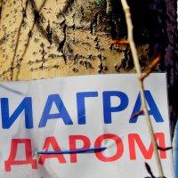 Даром - за амбаром ))) :: Milocs Морозова Людмила