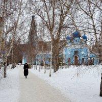 Успенская церковь. :: Михаил Болдырев